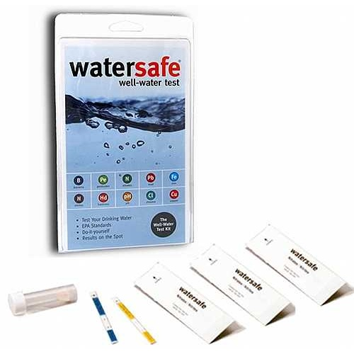 LEAD/BACTERIA & MORE WATER TEST KIT