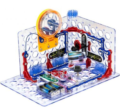 3-D SNAP CIRCUITS® OPTICS KIT
