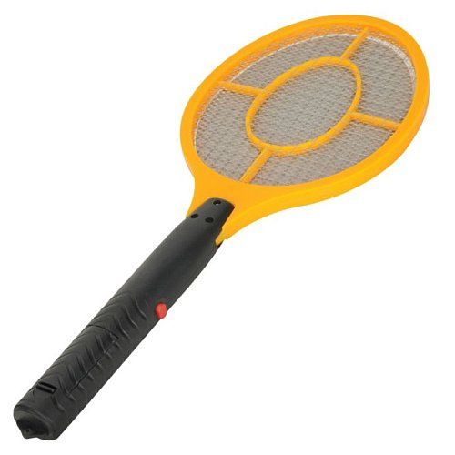 TENNIS RACKET STYLE INSECT BUG ZAPPER