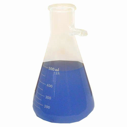 500 ML GLASS FILTERING FLASK