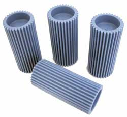 STRIATED RUBBER FEET (4) PACK