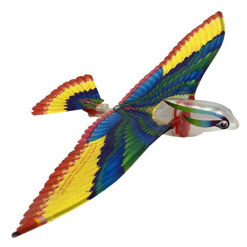 FLAPPING FLYING BIRD TOY