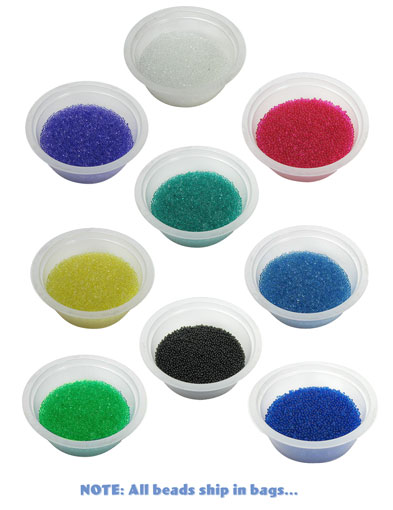 GLASS BEAD ASSORTMENT FROM LISTING ABOVE