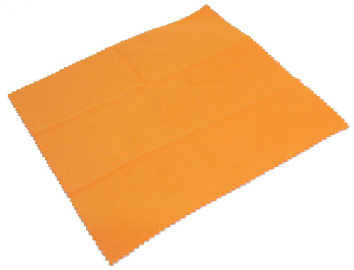MICROFIBER OPTICS CLEANING CLOTH