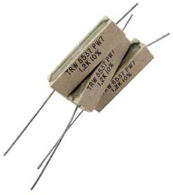 POWER RESISTOR, 1.2K OHM