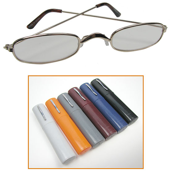 ASSORTED MAGNIFYING READING GLASSES