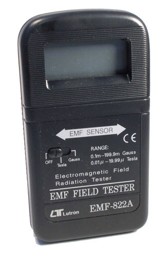 ELECTROMAGNETIC FIELD TEST METER