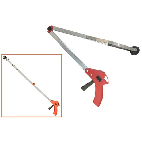 DUAL SUCTION CUP HINGED PICK-UP TOOL