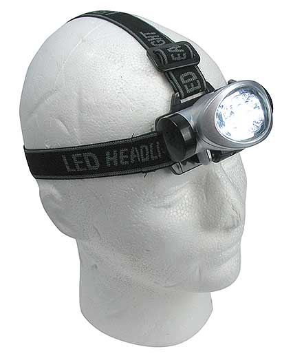 10-HOUR HEADLAMP