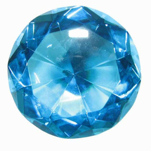 BLUE CRYSTAL GEM