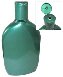 GREEN SQUEEZE BOTTLE