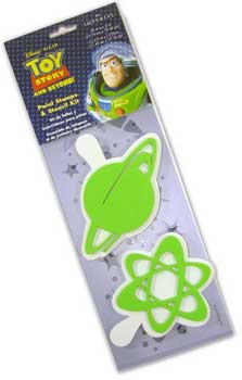TOY STORY STAMPS & STENCILS