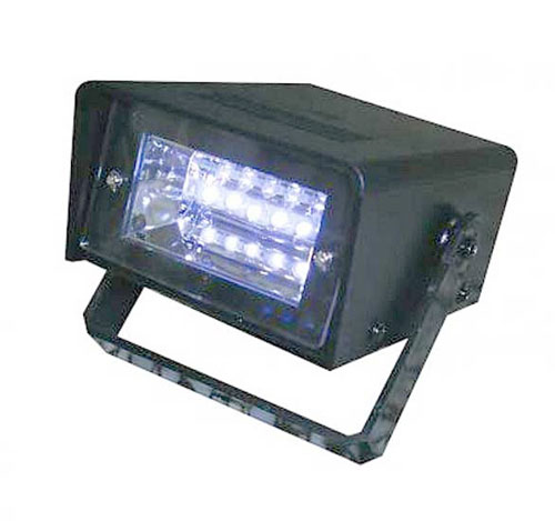 BATTERY-OPERATED COMPACT STROBE LIGHT