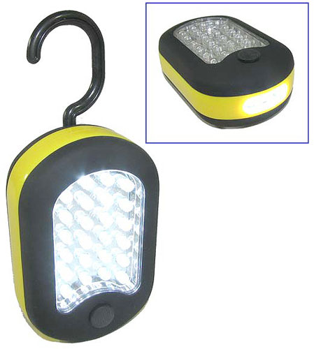 27 LED SUPER BRIGHT WORK LIGHT