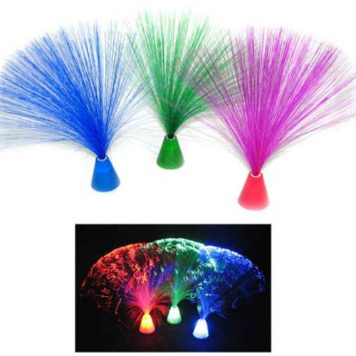 MICRO-FIBER-OPTIC SPRAY LAMP