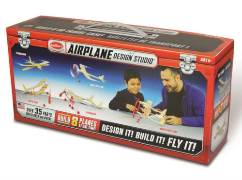 AIRPLANE DESIGN STUDIO BUILD-FLY KIT