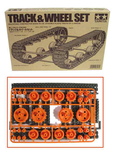 TAMIYA TRACK & WHEEL KIT