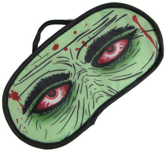 FULL-COLOR ZOMBIE EYES SLEEP MASK