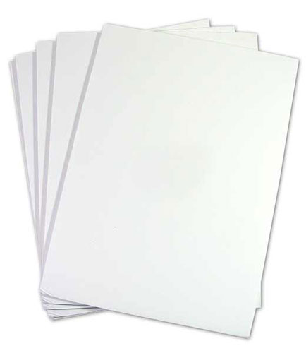 "9"" X 12"" FOAM-CORE BOARD, PACK OF 5"