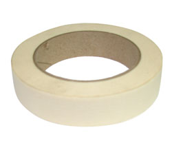 "1"" MASKING TAPE, 60 YD ROLL"