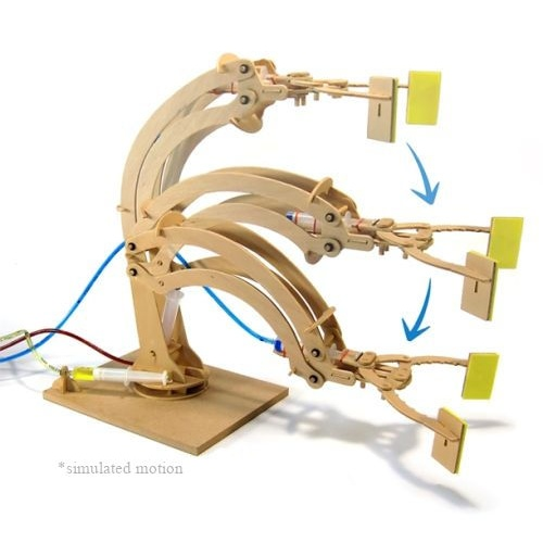 PATHFINDERS HYDRAULIC ROBOTIC ARM KIT