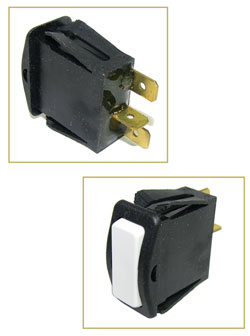 SPDT MOMENTARY ROCKER SWITCH