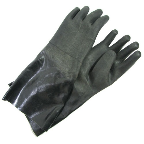 NEOPRENE TEXTURED RUBBER GLOVES