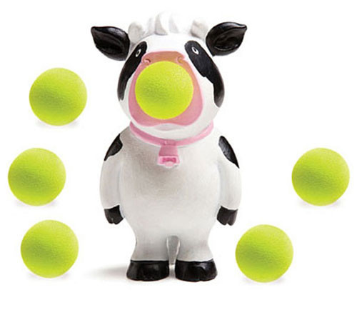 MOO POPPER COW TOY