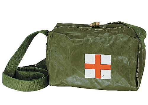 MILITARY-STYLE MEDIC SHOULDER BAGS