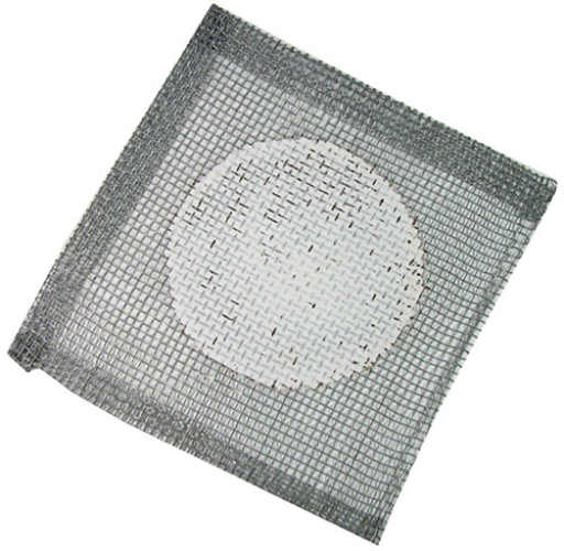 "5-3/4"" X 5-3/4"" BURNER SCREEN CERAMIC CENTER"
