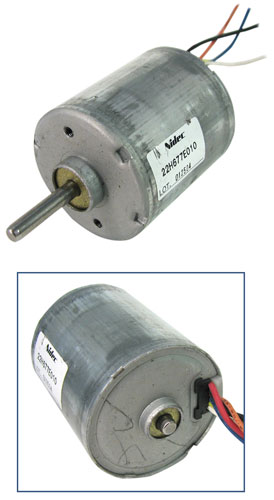 12VDC BRUSHLESS MOTOR