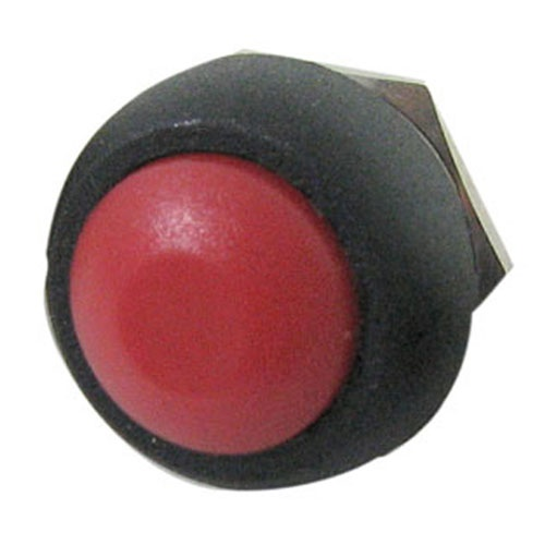 RED PUSHBUTTON SWITCH