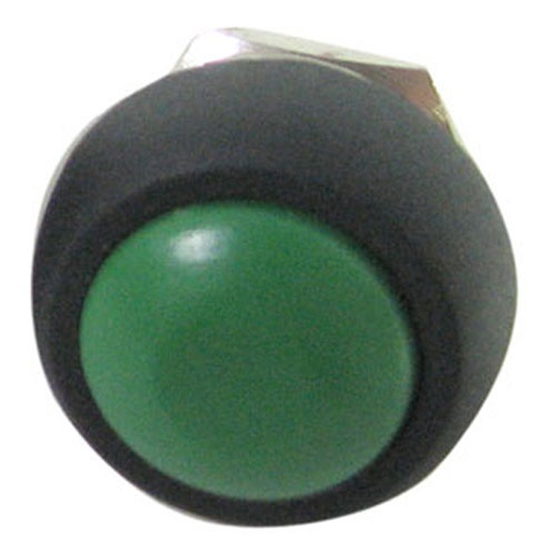 GREEN PUSHBUTTON SWITCH