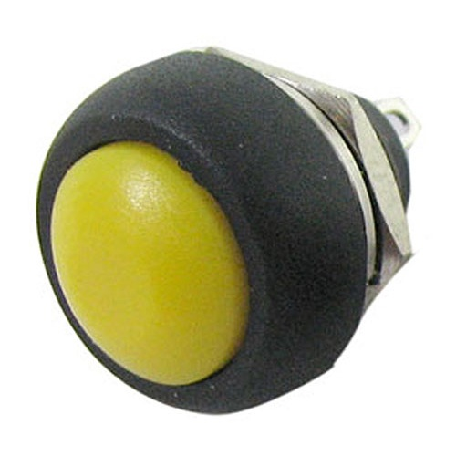 YELLOW PUSHBUTTON SWITCH