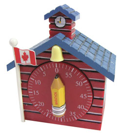 SCHOOLHOUSE BELL TIMER