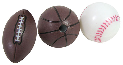 BALL-SHAPED PENCIL SHARPENERS