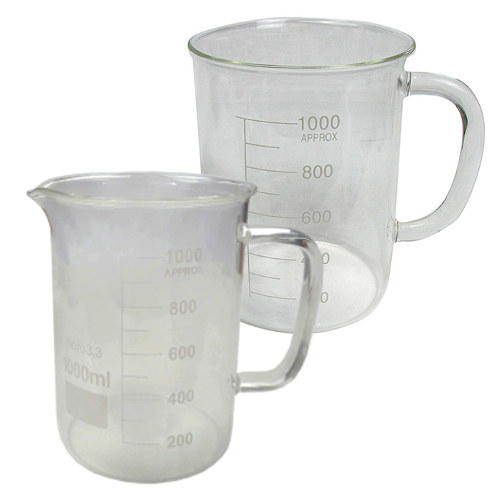 1000 ml GRADUATED BEAKER MUG