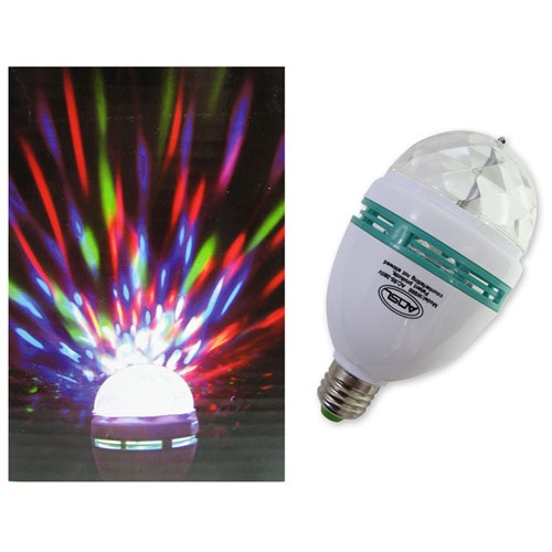 LED DISCO LIGHTBULB