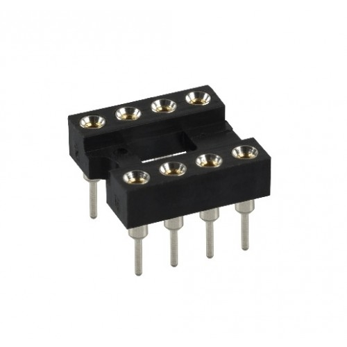 SOCKET, IC, 8-PIN                       BP