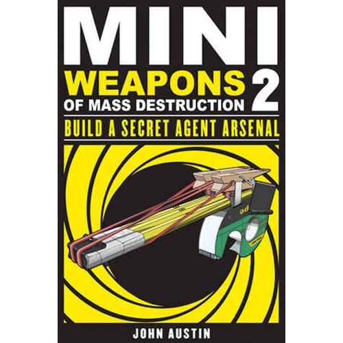 MINI WEAPONS 2 BOOK