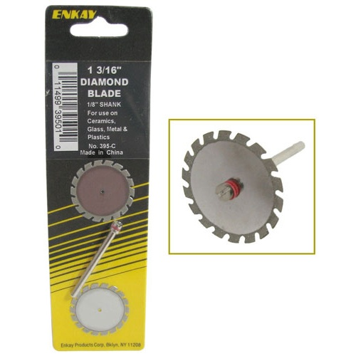 ROTARY DIAMOND SAW BLADES