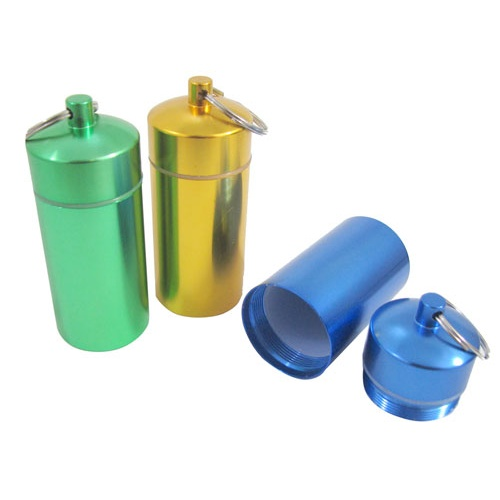 ALUMINUM WATERTIGHT CANISTERS