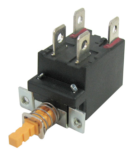 DPST PUSHBUTTON SWITCHES