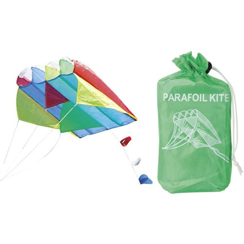 PARAFOIL KITE WITH STRING