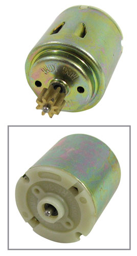 6VDC MABUCHI MOTOR WITH GEAR