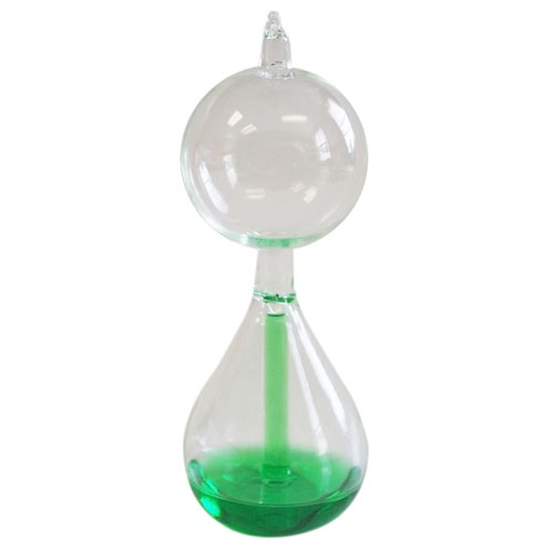 GLASS HAND BOILER TOY