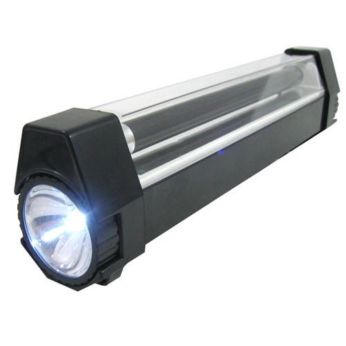 JUMBO BLACKLIGHT WITH LED FLASHLIGHT