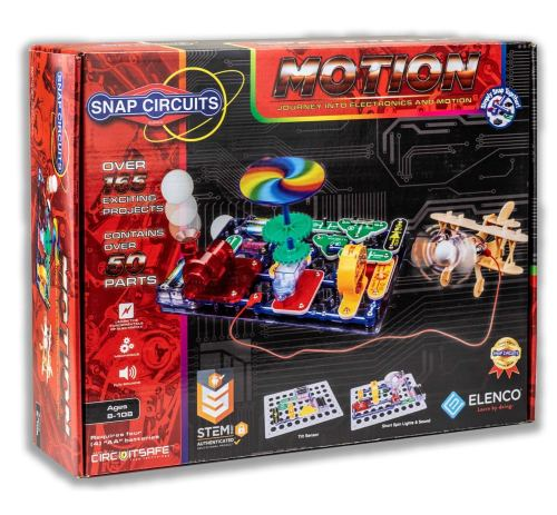 SNAP MOTION MOTION KIT FROM ELENCO