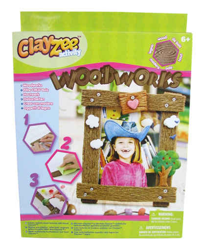 WOODWORKS CLAY KIT
