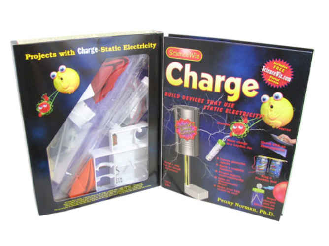 SCIENCE WIZ™ CHARGE KIT
